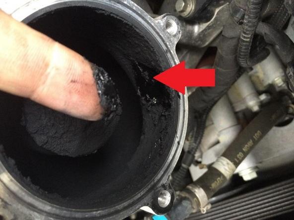 CPV35 エンジン不調