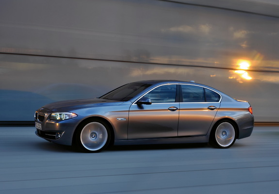 BMW・5シリーズの画像 p1_11