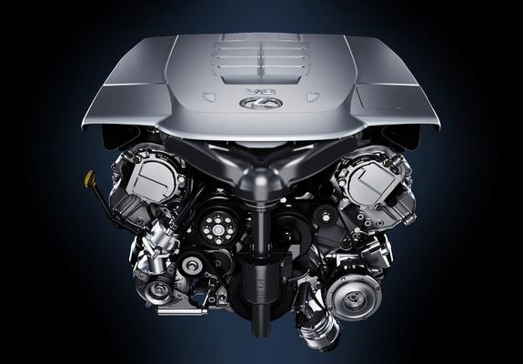 4.6L V8エンジン 1UR-FSE