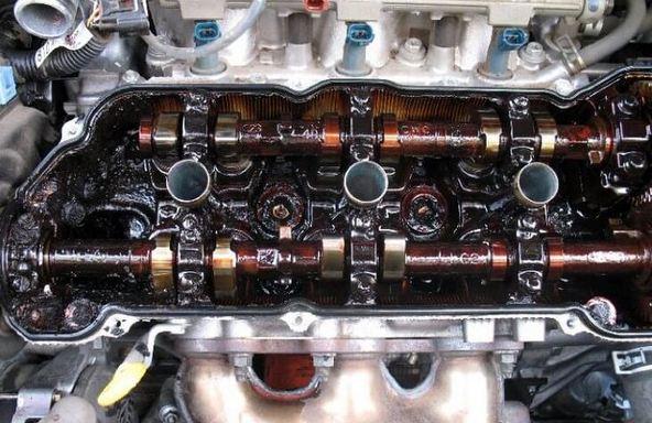 軽自動車 エンジン焼付き