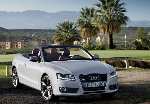 AUDI A5カブリオレ 中古