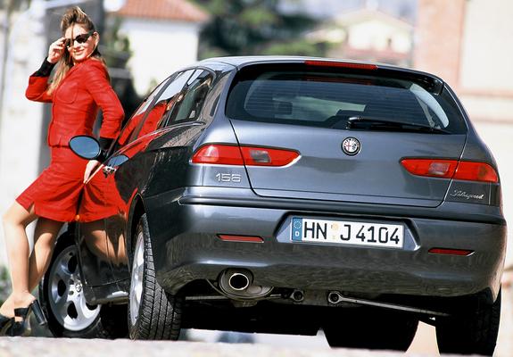 アルファ156 スポーツワゴン