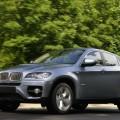 BMW X6 ハイブリッド