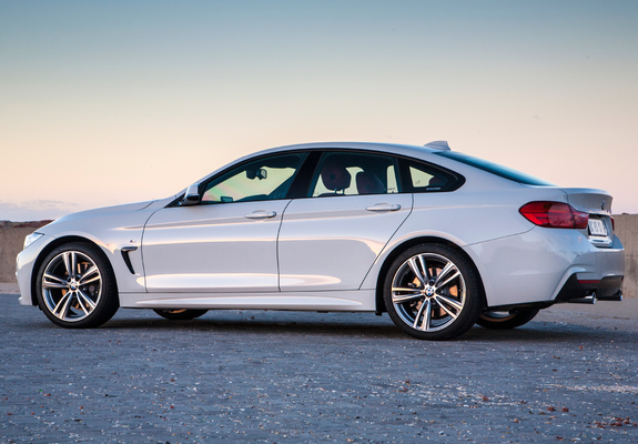 BMW4シリーズ グランクーペ