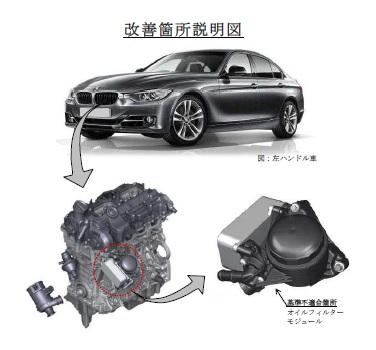 BMW エンジン故障