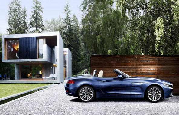BMW Z4 中古