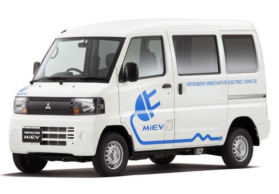 三菱 EV