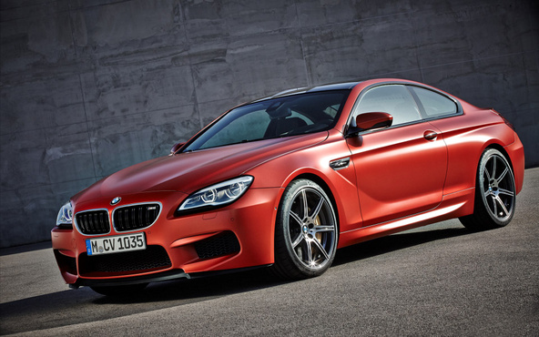 BMW M6 中古