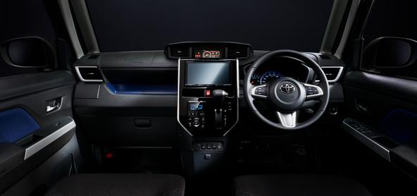 トヨタタンク 新古車