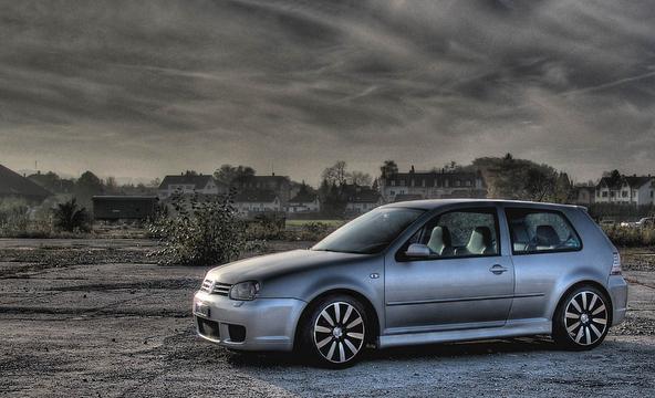 VWゴルフR32 中古