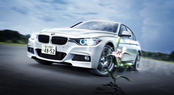 BMW クリーンディーゼル