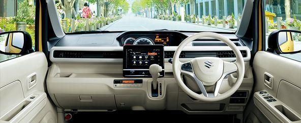 新型ワゴンR 燃費