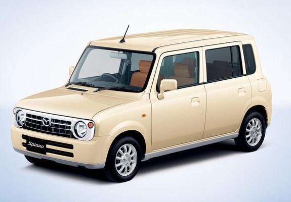 マツダスピアーノ 4WD 中古車