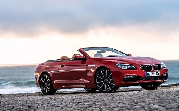BMW6シリーズカブリオレ 中古車 注意点