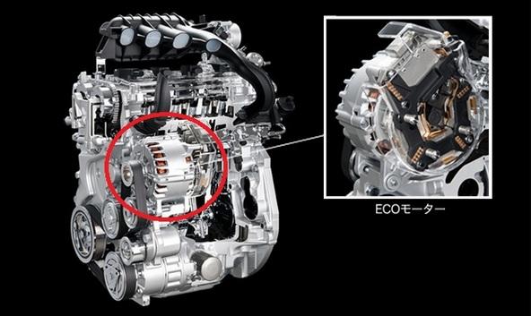 C26セレナ-アイドリングストップ車-故障