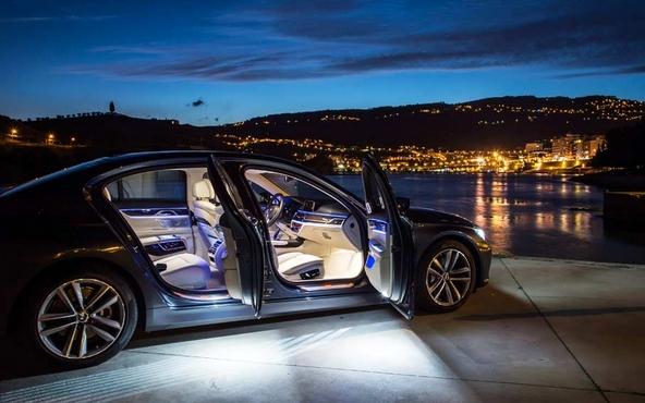 G12 BMW7シリーズ 内装