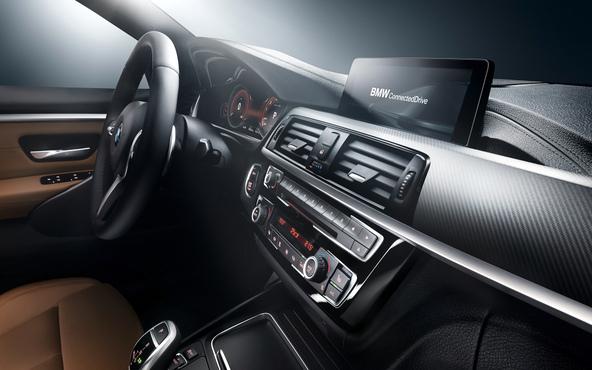 BMW420i 内装
