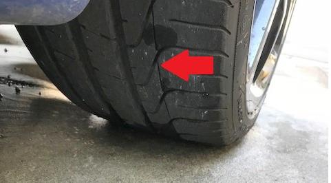 クアトロポルテ-タイヤ交換代