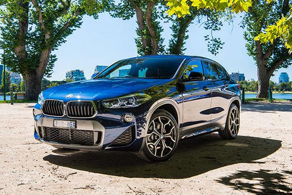 BMW X2 欲しい